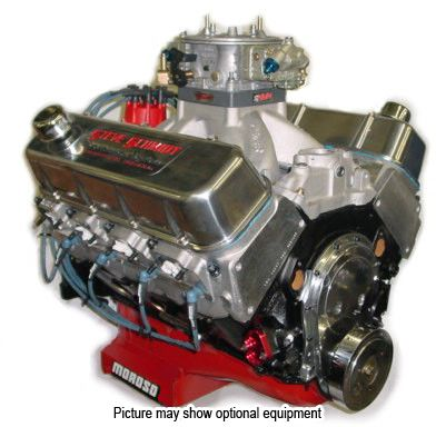 Dc D B on Ls Chevy Performance Crate Engines