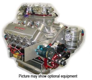 Dc Ba E C on Small Block Chevy Crate Engines