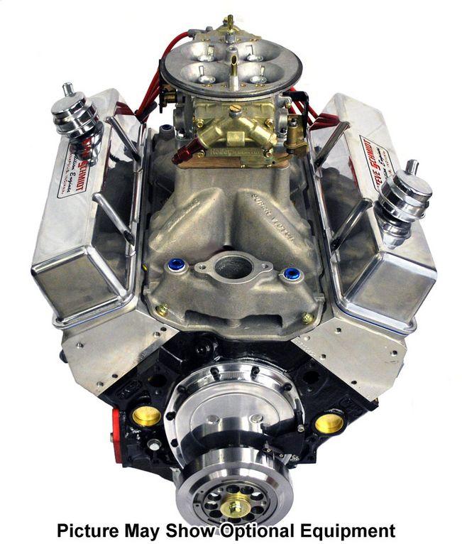 423 SBC Bracket Buster Drag Racing Engine