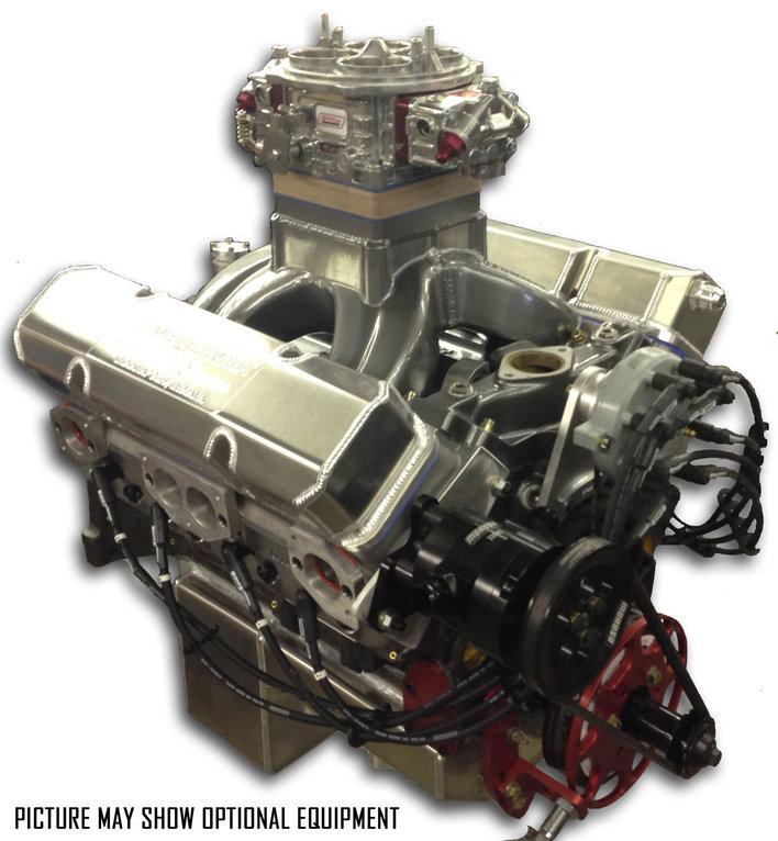 D Bae B A on Chevy Performance Crate Engines