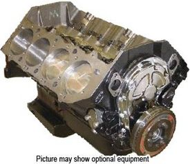 SHORT BLOCK ROTATING ASSEMBLY (540 - 555) - Steve Schmidt Racing Engines