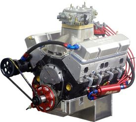 465 / 23 Degree SBC High Performance Engine - Steve Schmidt Racing Engines