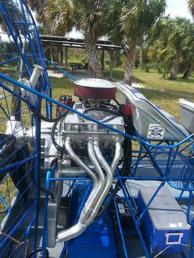 423 Small Block Commando Elite - Steve Schmidt Racing Engines