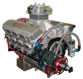 Doug Daily 584 Blow Through Special Pro Charger - Steve Schmidt Racing Engines
