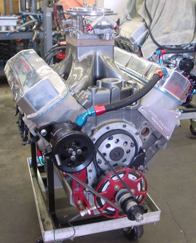 581 Conventional Head 'Puller Series' - Steve Schmidt Racing Engines