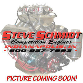582 X275 Legal EFI Dry NOS - Steve Schmidt Racing Engines