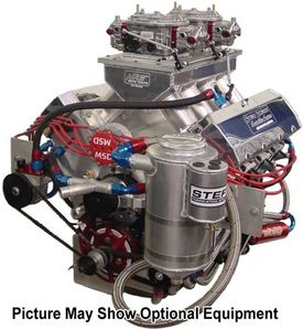 "935 Billet Block 5.3 Bore Space ""Intimidator Series"" - Steve Schmidt Racing Engines"