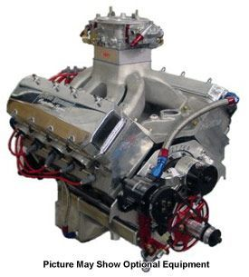 "635 All American ""Single Carb"" - Steve Schmidt Racing Engines"