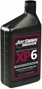 XP6 (15W-50) Synthetic Joe Gibbs Racing Oil