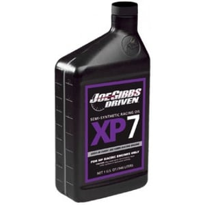 XP7 - SAE 10W-40 Semi-Synthetic Racing Oil