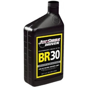 BR30 Break-In Oil