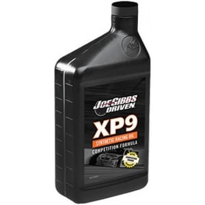 XP9 SAE 10W-40 Synthetic Racing Oil