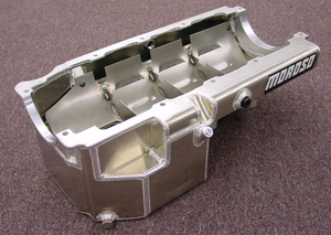 BIG BLOCK CHEVY ALUMINUM OIL PAN