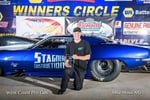 Mike Mossi Winner - A/Gas at Good Vibrations Motorsports March Meet