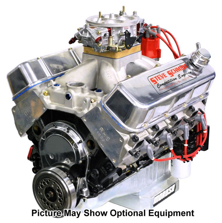565 Bracket Buster Drag Racing Engine - Steve Schmidt Racing Engines