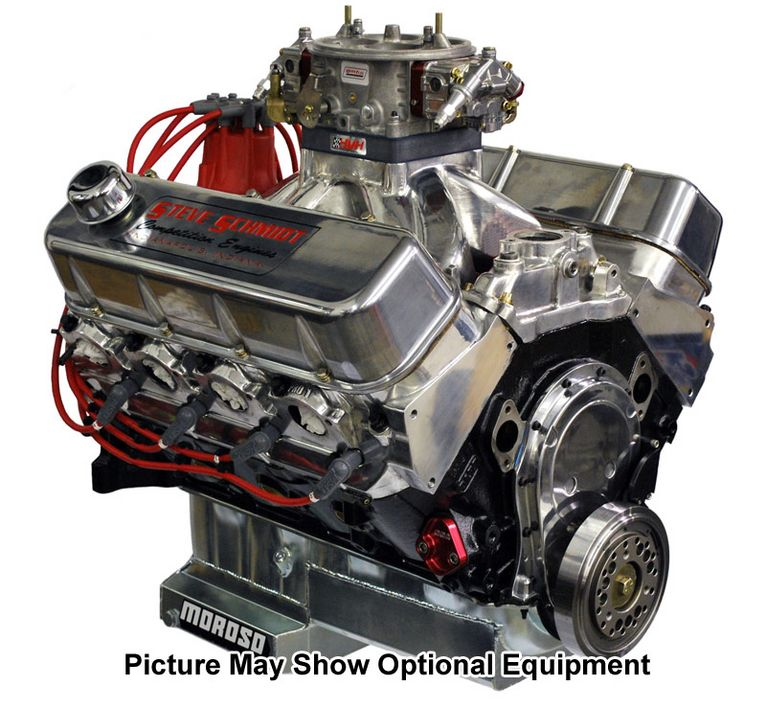565 Pro Street High Performance Engine - Steve Schmidt