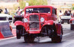FLIP PAYNE - SANDY, UTAH 1932 FORD 3-W COUPE - SUPER DOOR CLASS CHAMPION 2003