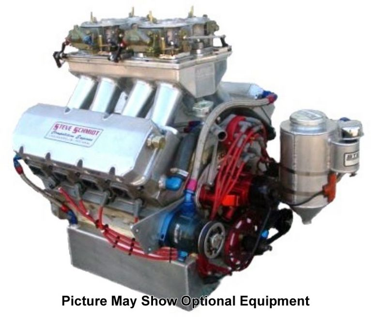 760 Commander Aluminum Dart Drag Racing Engine - Steve