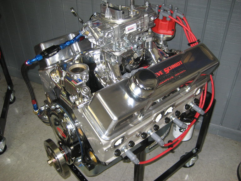 397 'Pro Street' Series - Steve Schmidt Racing Engines