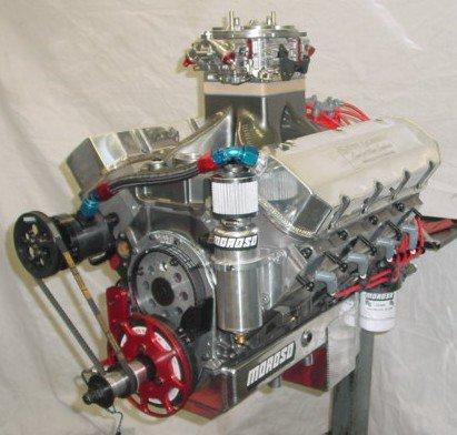 618 Pro Sportsman Drag Racing Engine Steve Schmidt