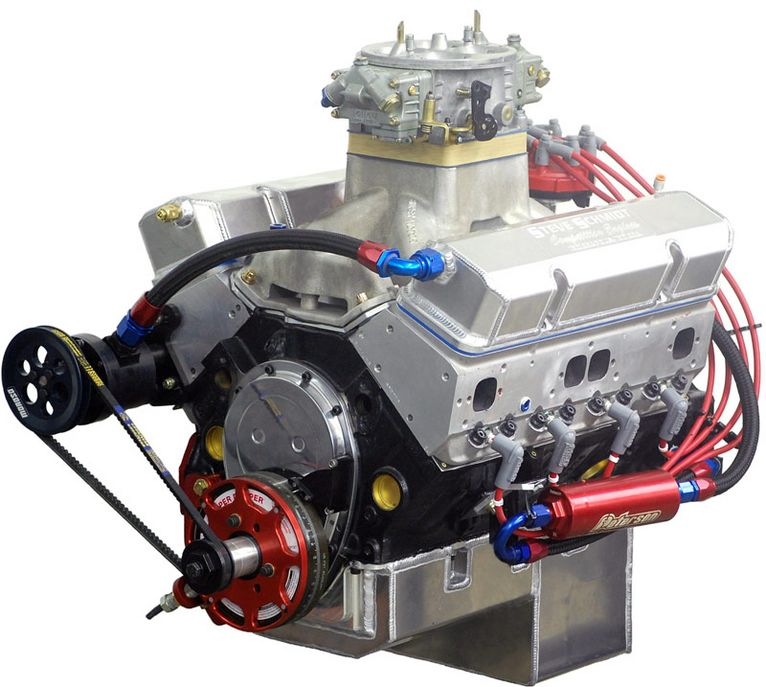 465 23 Degree SBC High Performance Engine
