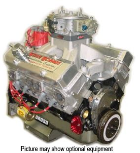 434 Pro Sportsman Drag Racing Engine - Steve Schmidt Racing Engines