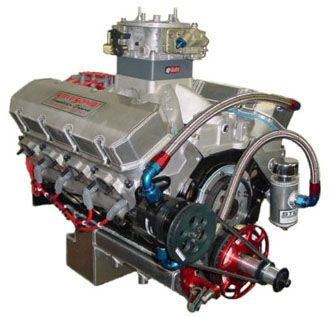 584  24° Special Edition - Steve Schmidt Racing Engines
