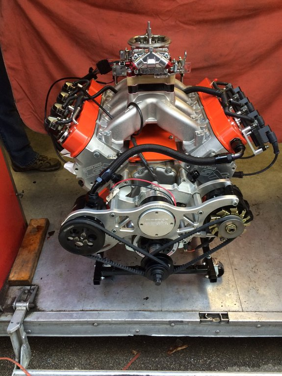 Ford Racing Parts >> LS Series