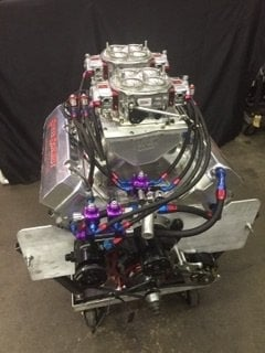 New 760 2 Stage Nitrous Mud Racer Going to Greg Righter in Michigan