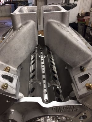 Intake Manifold / Cut - Section / Modifications