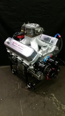 Bob Ryders New Airboat Engine