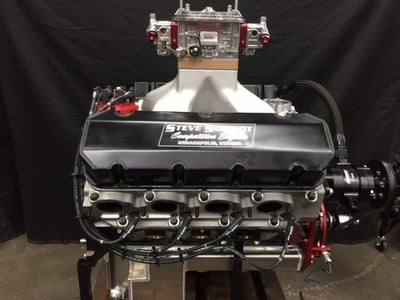 618 Cubic Inch Dart 20 Degree Head