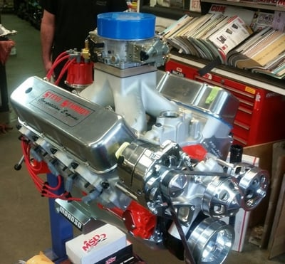 Kevin Ruble's New Super Street Engines !!