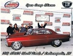 Louie Raffetto and his Beautiful 1966 Chevy II Won The NMCA World Finals at Indianapolis,IN with Our 427 Pro Sportsman Small Block