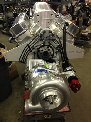 F3 Pro charger engine heading to Bristol Tennessee