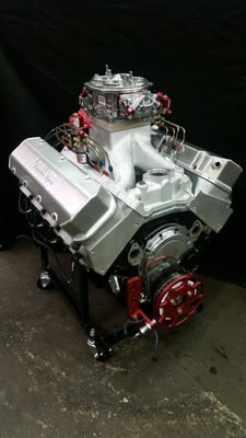 Steve Stanick's New 618 D-20 Nitrous Engine
