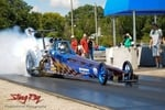 Tony Myers - NHRA Top Dragster - 6.30's @ 215  Engine: 548 'Blower' Series