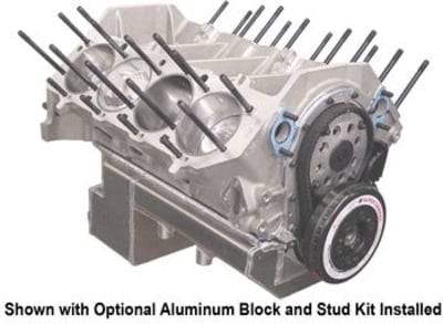 Short Block Engine Combinations - Short Blocks - Steve