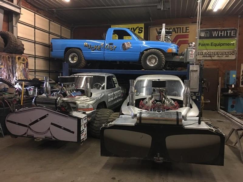 Steve Schmidt Racing Truck Pulling Engine Testimonial