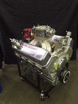 Another Air boat engine going to Florida!!!