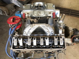 383 Cubic Inch SBC - Steve Schmidt Racing Engines