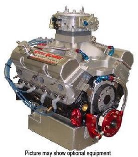 "434 ""Pro Sportsman"" Drag Racing Engine - Steve Schmidt Racing Engines"