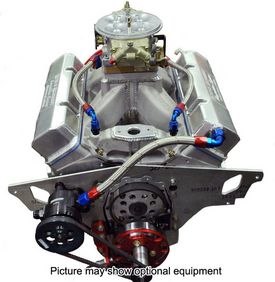 465 / 15 Degree SBC High Performance Engine - Steve Schmidt Racing Engines