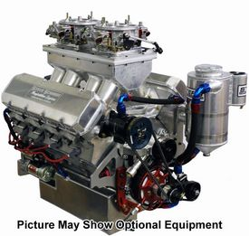 665 All Aluminum 12 Degree Engine - Steve Schmidt Racing Engines