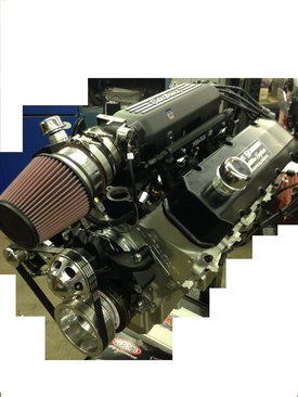 582 Air Commando EFI Elite - Steve Schmidt Racing Engines