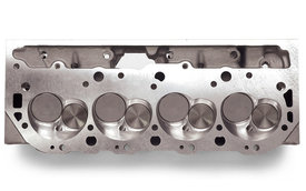 Edelbrock Victor 24° & DR 17° Rolled Over HIP Heads - Sonny's Racing Engines & Components
