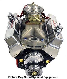 All Aluminum 423 SBC Bracket Buster - Your Economical Alternative - Steve Schmidt Racing Engines