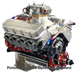 "585 ""IRON MAN"" 23 Degree / NOS - Drag Racing Engine - Steve Schmidt Racing Engines"