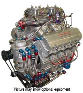 "780 Brodix 5.0 Bore Space ""Intimidator Series"" - Steve Schmidt Racing Engines"