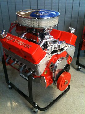383-406 Airboat Warrior - Steve Schmidt Racing Engines